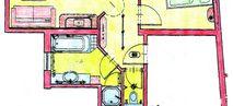 Schwalbennest Suite I Plan