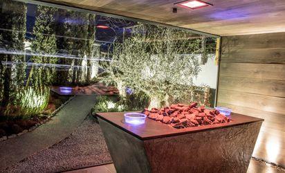 """Sauna panoramica """"Botanica"""""""
