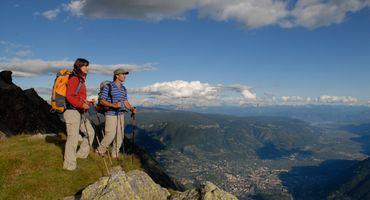 Berge (er)leben - Wandern und Biken im Sommer