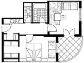 """Schwarz - Apartment """"FÜRST"""""""