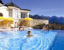 Wellnessresidenz Schalber Serfaus - Freischwimmbad