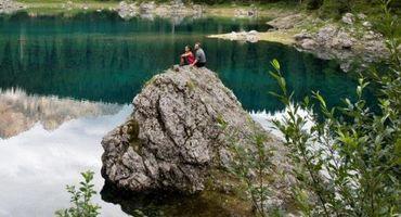 Breve vacanza immerso nella natura