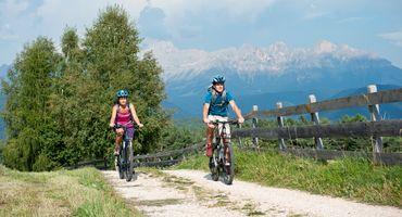 Vacanza con bici elettriche