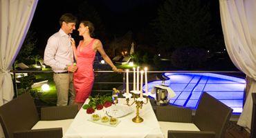 Romantische Zweisamkeit