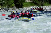 Naturhotel Adventure Highlight - with rafting-tour