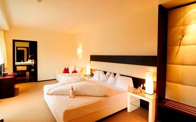 Elegantes Doppelzimmer