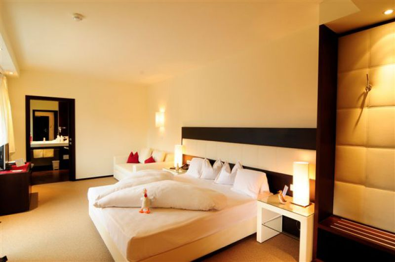 - Chambre double élégante & chic