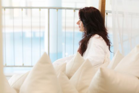 Una pausa per donne d'affari