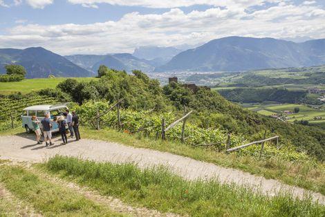 Weinreise durch Südtirol Ihr Vinum Hotel