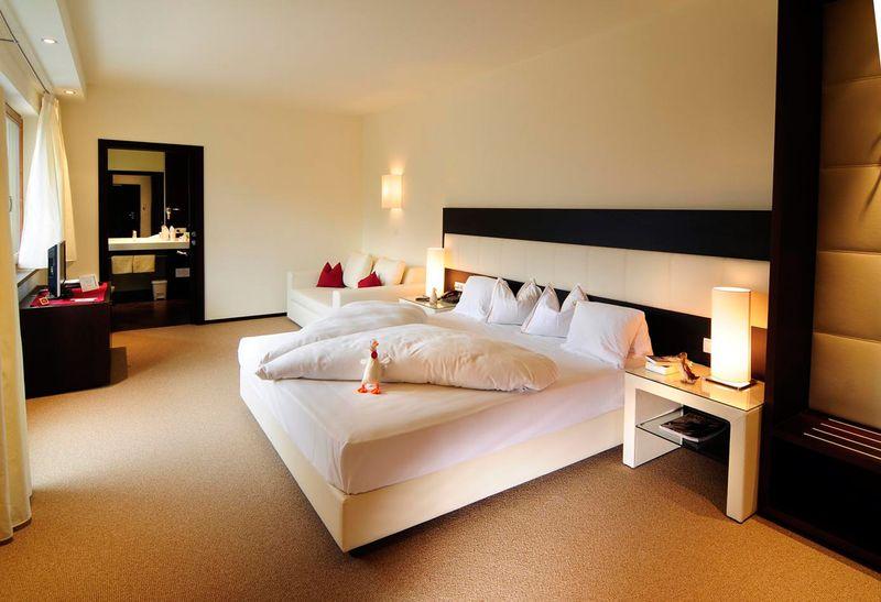 - Elegantes Doppelzimmer