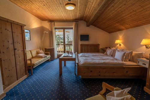 Plantitscherhof - Standard - Landhauszimmer ab 24 m²
