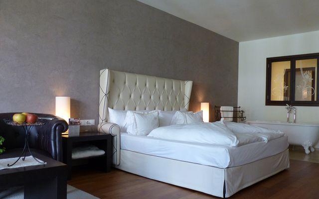 Romantische Garten-Suite