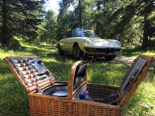 Urlaub mit Mietoldtimer in Südtirol   4 Übernachtungen