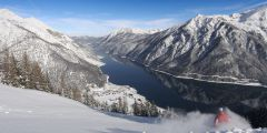 Alpine skiing hit with a regional ski pass | 7 nights