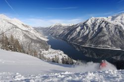 Alpine skiing hit with a regional ski pass | 7 nights