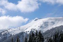 Die Schmittenhöhe im Winter