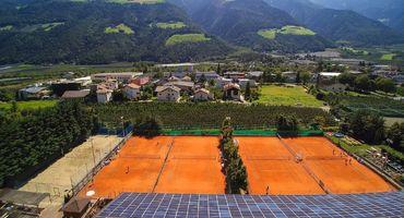 Tennis Match!