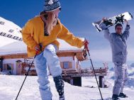 Enjoy the start of the winter at Hotel Cervosa!! Skiing, après ski parties, gourmet dining and top wellness & spa services