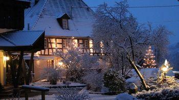 Weihnachten im stimmungsvollen Glottertal