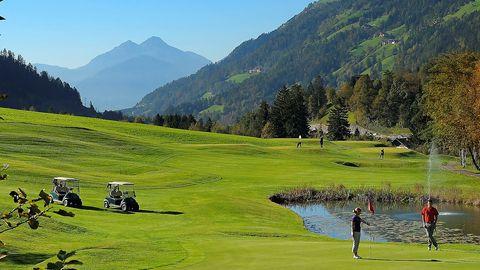Golf Schnupperkurs Junior (7 bis 12 jährige)