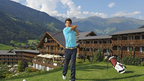 Golf Verbesserungskurs