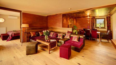 Penthouse-Suite (2-4 Personen)
