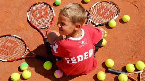 Tennis Kinder Camp (4-12 Jahre) - Junior Camp (13-16 Jahre)