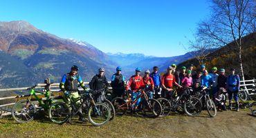 Trails & Törggelen mit Manfred Stromberg
