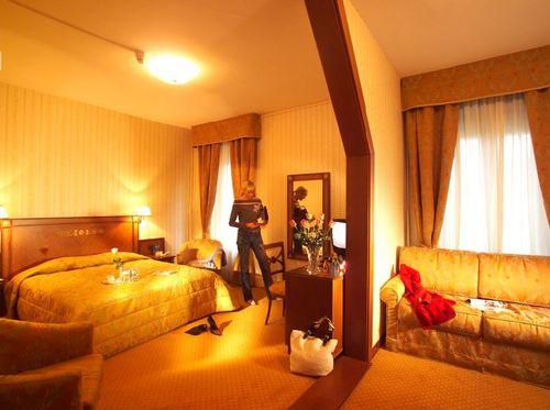 Dreibettzimmer Standard