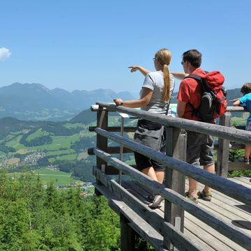 Entdeckungstour Alpbachtal