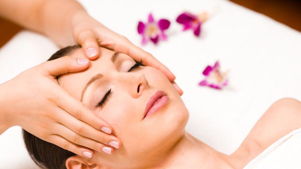 Aromaöl Wellnessmassage + Gesichtsmassage Harmony