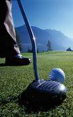 Golfer-Gutschein