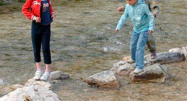 Vacanza in famiglia nella freschezza delle Dolomiti