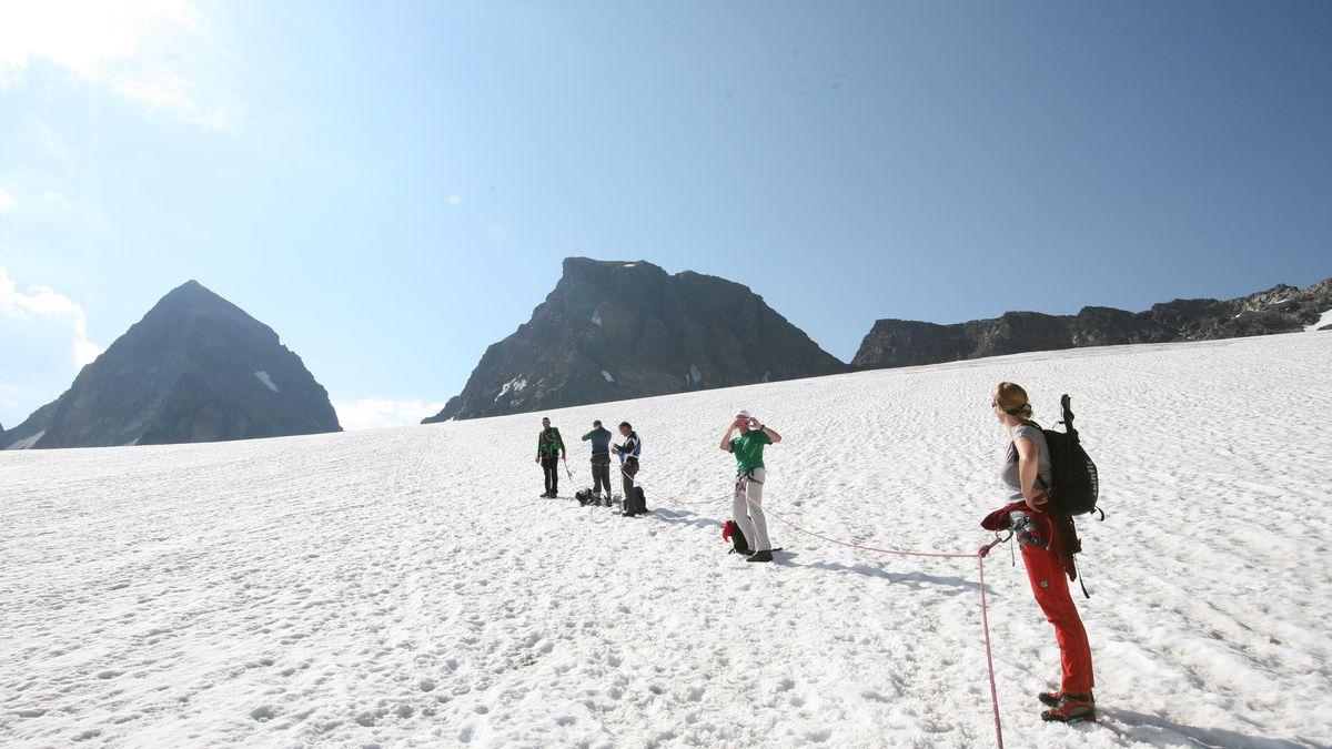 * Piz Buin 3.312 Meter - auf den höchsten Berg Vorarlbergs | 2 Tage