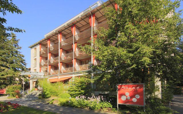 Frontansicht Hotel Falkenhof