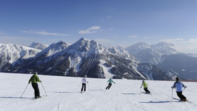 Sonnenskilauf inkl. Skipass am Speikboden