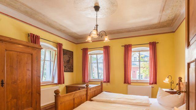 Apartment im Forsthaus für 2-3 Personen