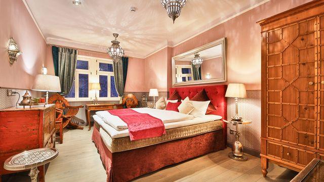 Villa Waldfrieden double room