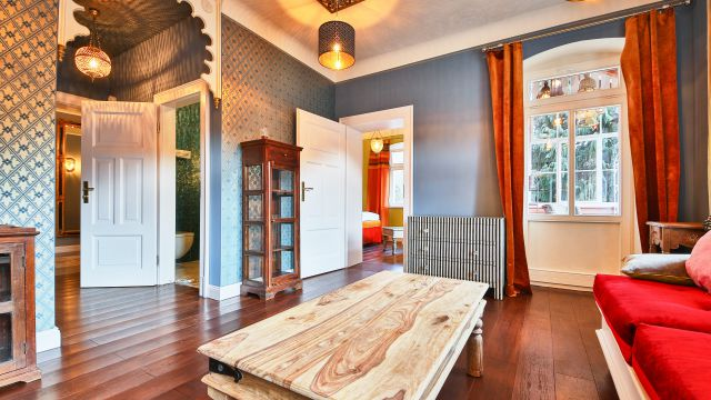 Villa Waldfrieden premium doubleroom