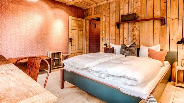 Hotel Muhle double room