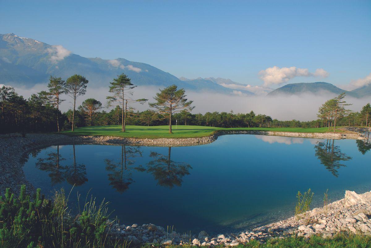 Golf Hit-Tage Sommer und Herbst