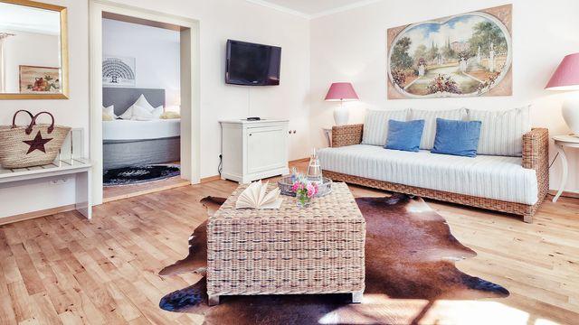 Junior suite Kleydorff with lake view