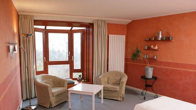 L'Aubier, Eco-Hôtel