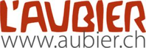 L`Aubier, Eco-Hôtel - Logo