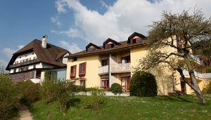 L`Aubier, Eco-Hôtel
