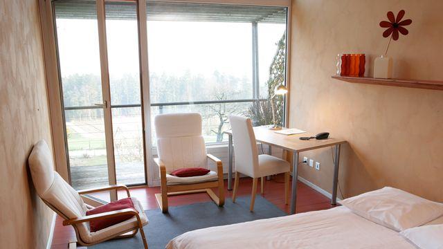 Pavillon Einzelzimmer