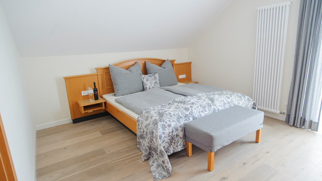 Doppelzimmer Landhaus Seeblick