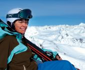 Skiing or Wellness in the Pitztal Mountains / Season A