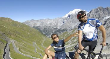 Summer - Conquer altitude differences with your road bike