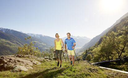 Nordic Walking e Nordic Trekking al Monte Sole